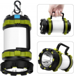 Wsky Rechargeable Camping Lantern Flashlight, 6 Modes, 3600mAh Power Bank $24.98 (REG $49.99)