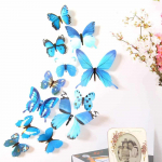 24PCS Butterfly Wall Decor $3.19(80% Off using COUPON)