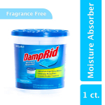 Damp Rid Not Available DampRid FG01K Refillable Moisture Absorber $2.97 (REG $7.49)