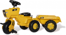 rolly toys CAT 3 Wheel Trac Trike $99.99 (REG $159.95)