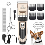 Dog Shaver Low Noise Cordless Electric Clippers $29.99 (REG $49.99)