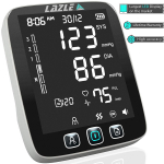 [All New 2019] Blood Pressure Monitor by LAZLE$33.95 (REG $89.95)