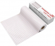 LIGHTNING DEAL!!! YRYM HT Clear Vinyl Transfer Paper Tape Roll-12 x 50 FT $13.75 (REG $21.49)