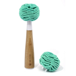 Replaceable Glassware & Dish Cleaning Sponge with Bamboo Handle $8.99 (REG $27.99)