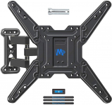 LIMITED TIME DEAL!!! Mounting Dream Full Motion TV Wall Mount Bracket for 26-55 Inch TVs$16.95 (REG $33.99)