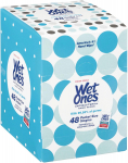 Wet Ones Antibacterial Hand Wipes Singles, Fresh Scent, 48Count $3.62 (REG $5.99)