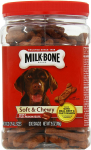 Milk-Bone Soft & Chewy Dog Treats with 12 Vitamins and Minerals $9.97 (REG $15.99)