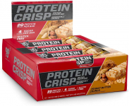 LIMITED TIME DEAL!!! BSN Protein Crisp Bar by Syntha-6 $14.65 (REG $24.99)