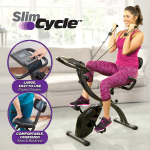 As Seen On TV Slim Cycle Stationary Bike $60 (80% after CODE)
