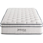 "Modway Jenna 10"" Twin Innerspring Mattress 130.99 (REG $264.75)"