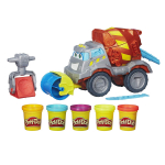 Play-Doh Max The Cement Mixer Toy Construction Truck $23.00 (REG $51.99)