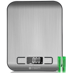 Etekcity Food Digital Kitchen Weight Scale Grams and Ounces $9.59 (REG $18.99)