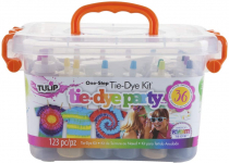 Tulip One-Step Tie-Dye Kit Party Creative Group Activities, All-in-1 DIY Fashion $15.01 (REG $29.99)