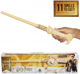 Harry Potter, Lord Voldemort's Wizard Training Wand – 11 SPELLS To Cast! $13.46 (REG $24.99)