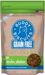Buddy Biscuits Grain Free Cat Treats $1.35 (REG $3.95)