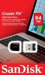 SanDisk Cruzer Fit CZ33 64GB USB $13.85 (REG $27.99)