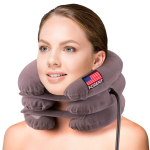 Inflatable Cervical Neck Traction Device & Collar Brace $5.49 (REG $11.99)