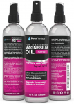 Pure Magnesium Oil Spray – LEAST ITCHY and Highest Potency$19.99 (REG $49.99)