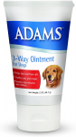 Adams 3 Way Ointment for Dogs, 2 oz $2.15 (REG $7.32)