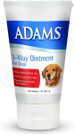 Adams 3 Way Ointment for Dogs, 2 oz $2.15(REG $7.32)