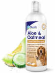 Oatmeal Shampoo For Dogs With Soothing Aloe Vera $14.97 (REG $29.97)