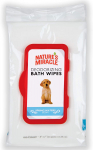 Nature's Miracle Deodorizing Bath Wipes for Dogs$4.07 (REG $11.99)