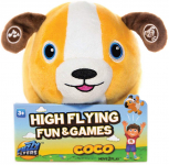 Talkin' Animals, Made To Get Kids Active With Games! Coco the Interactive Plush Dog! $9.99 (REG $24.99)