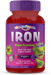 LIGHTNING DEAL!!! Vitamin Friends Iron Multivitamin for Kids – Organic & Vegan $11.46 (REG $21.98)