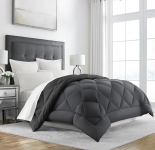 Goose Down Alternative Comforter – Reversible $49.99 (REG $99.99)