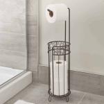 iDesign Twigz Bath, Free Standing Toilet Paper Roll Holder for Bathroom Storage$15.36 (REG $34.96)