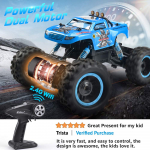 NQD Remote Control Trucks Monster RC Car 1: 12 Scale Off Road Vehicle $49.99 (REG $128.98)