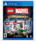 Lego Marvel Collection – PlayStation 4 $14.99 (REG $59.99)