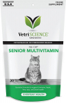 VetriScience Laboratories – NuCat Senior MultiVitamin for Cats, 30 Bite Sized Chews $6.00 (REG $9.99)