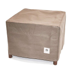 Duck Covers Elite Square Patio Ottoman or Side Table Cover, $3.89 (REG $19.00)