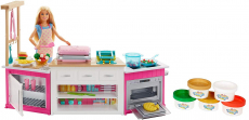 Barbie Ultimate Kitchen $24.99 (REG $49.99)