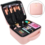 LIGHTNING DEAL!!! Relavel Makeup Case Travel Makeup Bag for Women $14.27 (REG $29.99)