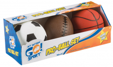 Toysmith Get Outside GO! Pro-Ball Set $14.91 (REG $30.18)