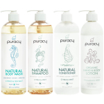 LIMITED TIME DEAL!!! Puracy Organic Hair & Skin Care Set $24.99 (REG $75.94)