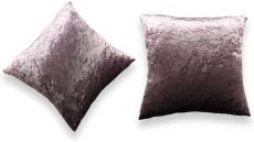 Pack of 2 Crushed Velvet Throw Pillow Covers $7.81 (REG $17.99)