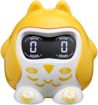 Alarm Clock Raynic Kids Alarm Clock 9 Soothing Sound Machine Toddler Clock $19.19 (REG $89.99)