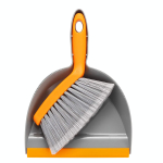 Dustpan and Brush Set for House Floor Sofa Office Desk Cleaning Tool $6.55 (REG $18.99)