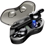 Wordcam Bluetooth 5.0 Wireless Earbuds w/ UV Cleaning Charging Case $47.99 (REG $99.99)