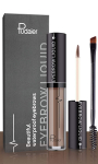 24Hours Long Lasting Smudge-Proof Tinted Liquid Eyebrow Makeup Gels with Brush $9.99 (REG $17.99)