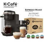 CYBER MONDAY DEAL!!! Keurig K-Café Single Serve Coffee $108.99 (REG $197.98)