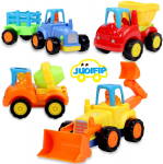 Construction Vehicles Toys Set of 4 $9.99 (REG $28.99)