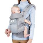 LIGHTNING DEAL!!! Meinkind Baby Carrier, 4-in-1 Convertible Carrier Ergonomic$27.99 (REG $69.99)