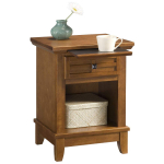 Arts and Crafts Night Stand, Cottage Oak Finish $110.45 (REG $209.99)