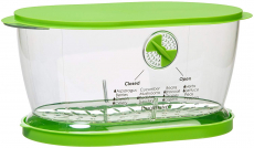 Prep Solutions by Progressive Lettuce Keeper Produce Storage Container $10.71 (REG $32.48)