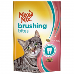 Meow Mix Brushing Bites Cat Dental Treats Made with Real Chicken $2.99 (REG $7.79)