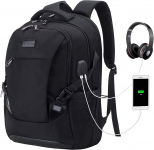 Tzowla Travel Laptop Backpack Waterproof Business Work School College Bag $29.99 (REG $76.99)